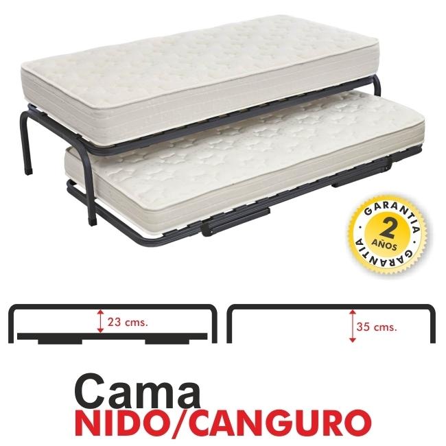 Cama nido 90x190 vii no 28 images cama nido con - Tuco fuerteventura ...