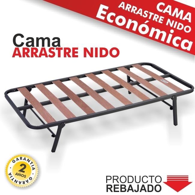 Cama Arrastre Nido   CompraFacilCanarias.com