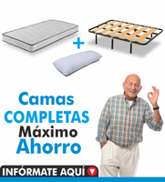 Packs Cama Completa