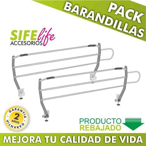 Pack 2 Barandillas