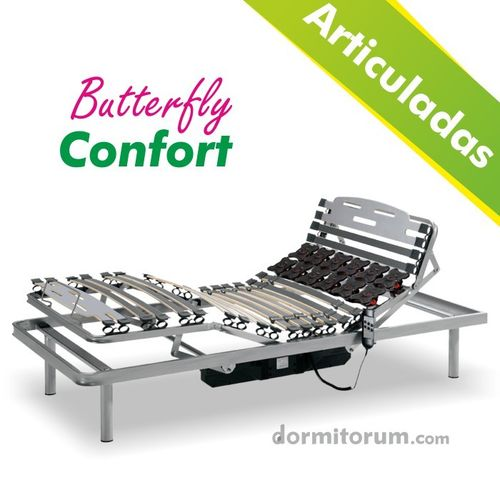 Cama Articulada Butterfly Confort